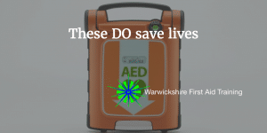 defibrillators saves lives