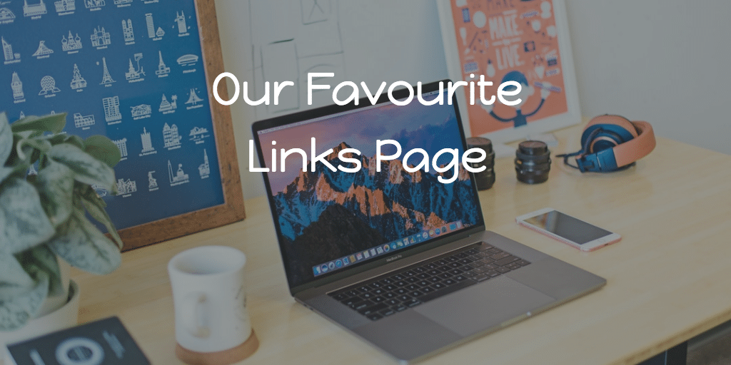 our favourite links page