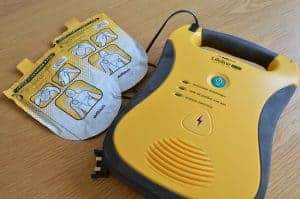 Aed and businesses