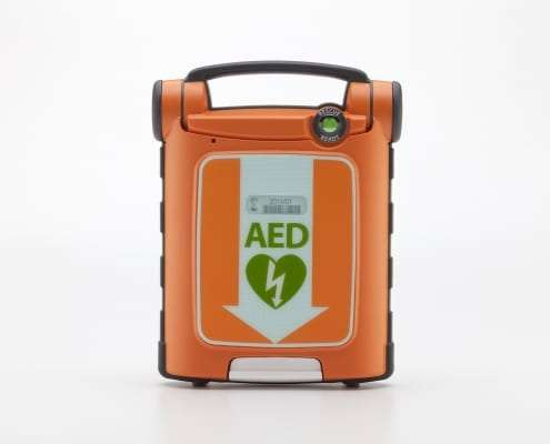 AEDs and maintaining them