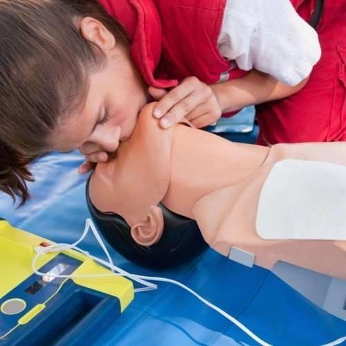 basic life support (adult & child) course