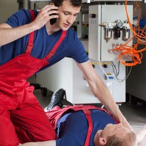 first aid at work requalification (new)